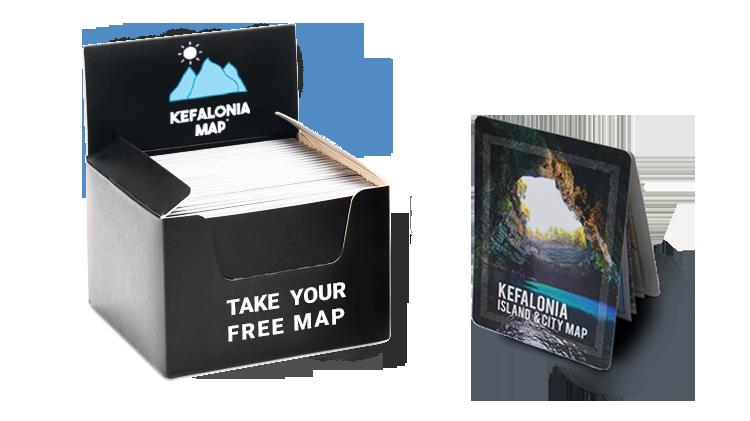Kefalonia Map