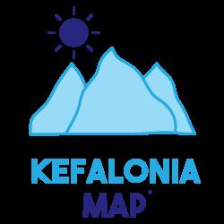 Kefalonia Map – by MasterFold S.A Λογότυπο